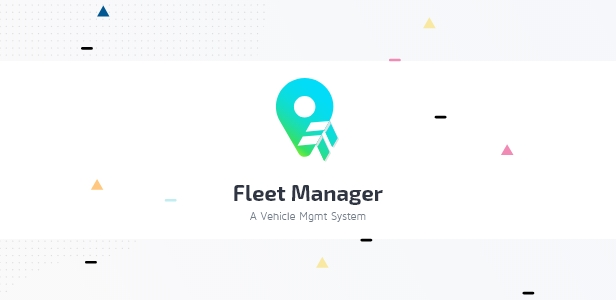 Fleet Manager - Vehicle Management & Booking System - 1